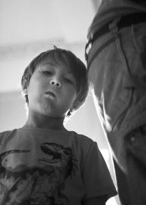 "Christine Chin • <em>Summer of Isolation: Dino</em> • Photograph • 8""×10"" • $125.00"