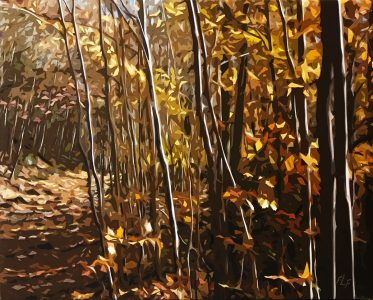 """<div style=""""pointer-events: none"""">Frances Fawcett • <em>Sunny Day</em> • Acrylic paint & Ultrachrome ink on canvas • 21½""""×17½"""" • $650.00<a class=""""purchase"""" href=""""https://state-of-the-art-gallery.square.site/product/frances-fawcett-sunny-day/638"""" target=""""_blank"""">Buy</a></div>"""