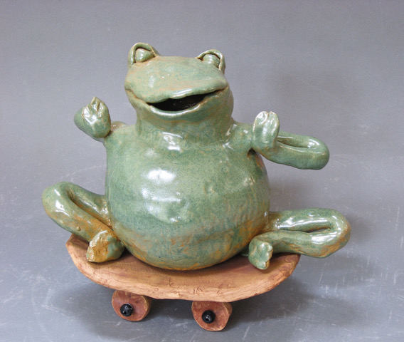 Frog Yes!