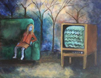 Jane Dennis • <em>Fermented Reality</em> • Acrylic • NFS