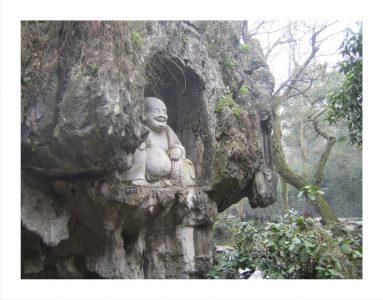 "Daniel McPheeters • <em>Lingyin Temple, Hangzhou</em> • Archival pigment print • 20""×16"" • $120.00"