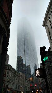 "Timothy Nelson-Hoy • <em>Millenium Tower, Boston</em> • Digital photograph • 10""×12"" • $100.00"